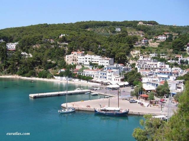 Click to download the Patitiri, the Port of Alonissos