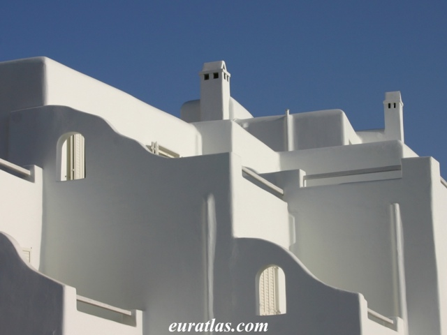 photos of the greek islands aegean architecture - Modern Greek Architecture