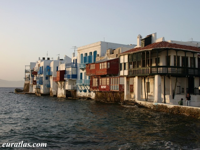 Click to download the The Little Venice, Mykonos