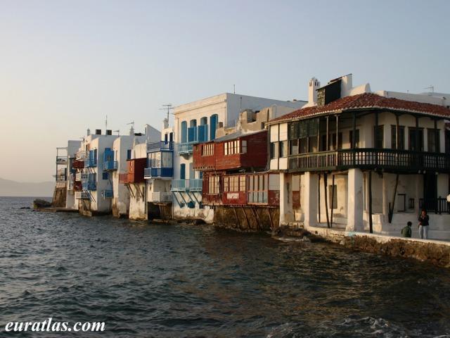 Cliquez ici pour télécharger The Little Venice, Mykonos