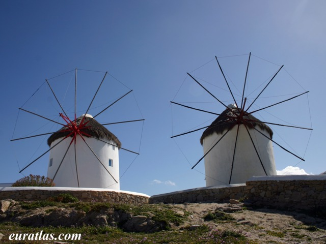 Click to download the The Windmills of Mykonos