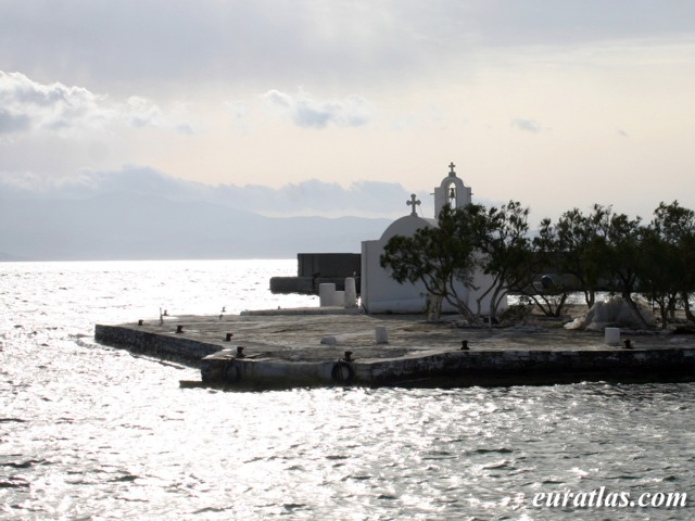 Click to download the Naxos, the Chapel in the Port