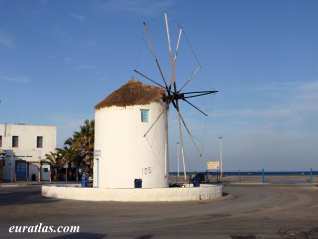 Click to download the The Windmill of the Port, Paros