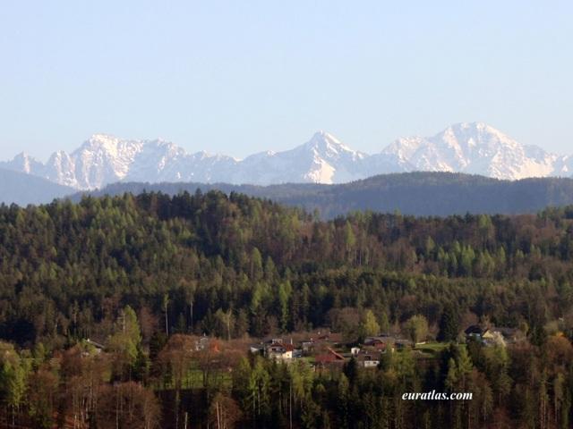 Click to download the The Karawank or Karawanken Mountains