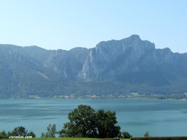 Click to download the The Mondsee or Moon Lake in Upper Austria