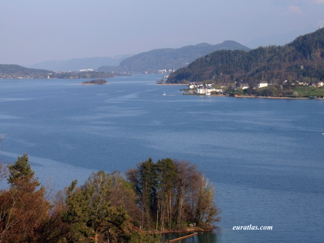 Click to download the The Wörthersee, Eastern Part