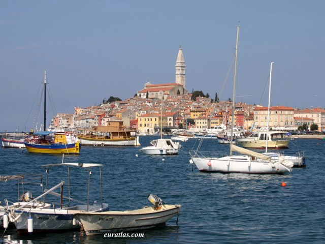 Click to download the Rovinj or Rovigno in Istria