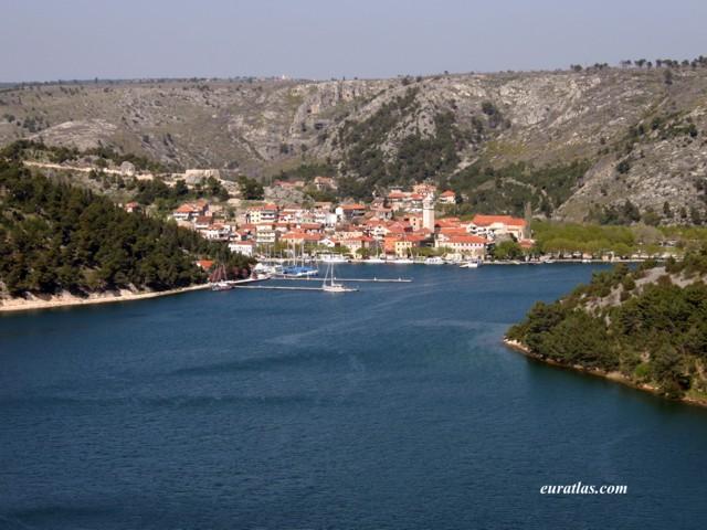 Click to download the Skradin, the Antique City of Scardona