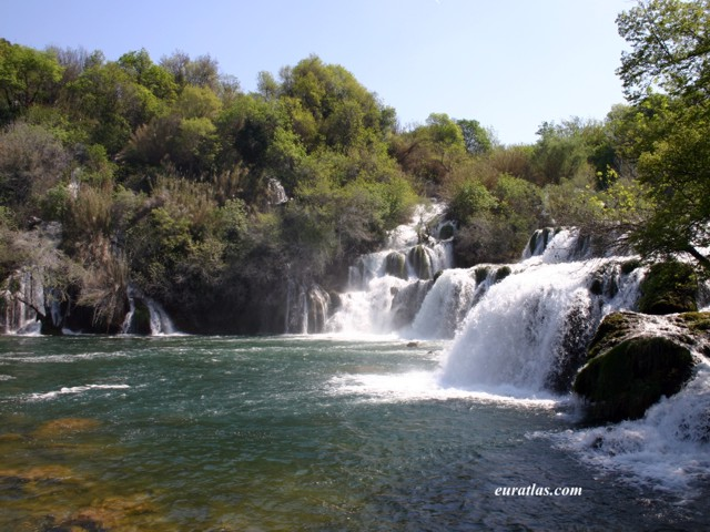 Click to download the Skradinski Buk Waterfalls
