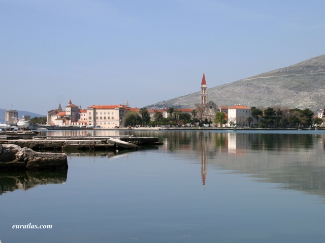 Click to download the The City of Trogir or Traù