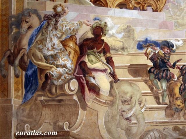 Click to download the XVIIth Century Fresco, St. Barbara Church, Kutna Hora
