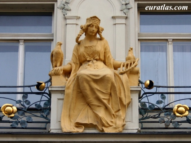 Click to download the Art Nouveau in Prague