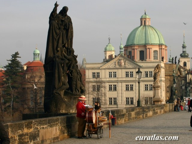 Click to download the Prague, Charles Bridge