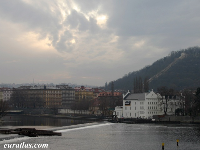 Click to download the Clouds over the Vltava