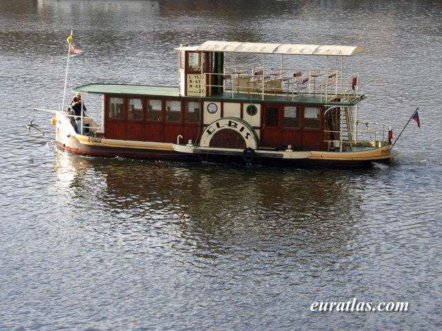 Click to download the A Small Steamer on the Vltava