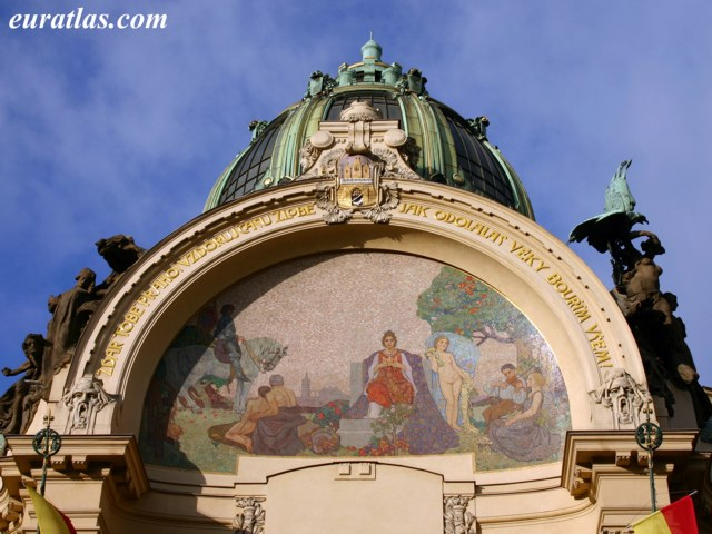 Click to download the Prague, the Municipal House