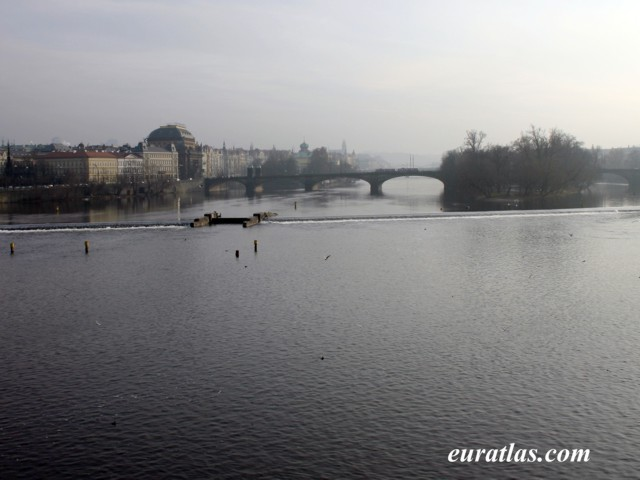 Click to download the Prague, the Vltava and the Bridge of Legions