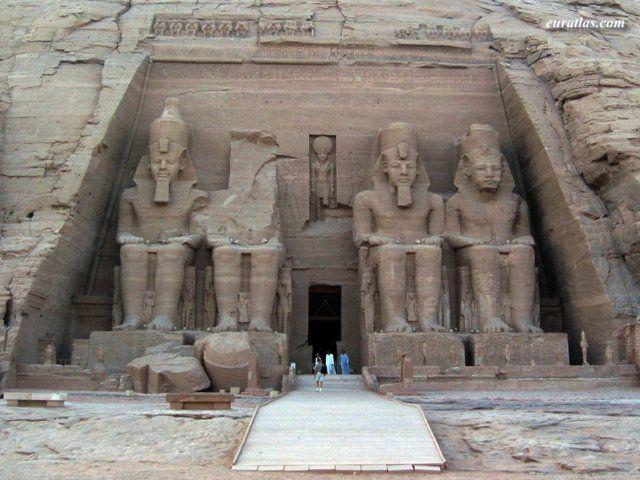 Click to download the Abu Simbel, the Temple of Ramesses