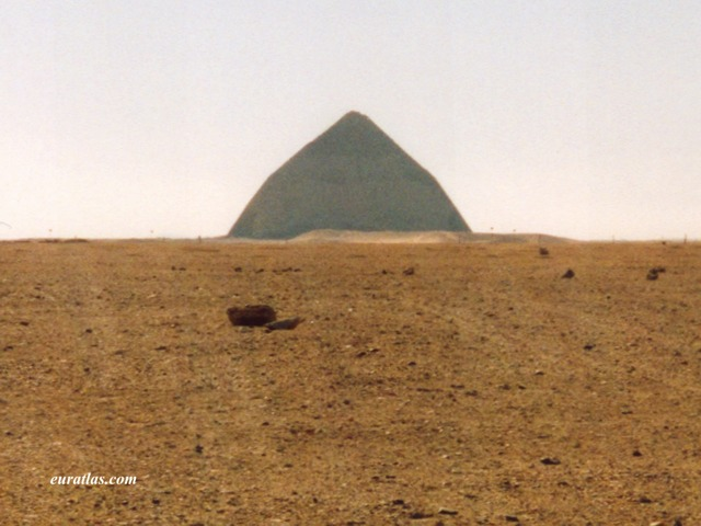 Click to download the The Bent Pyramid of Sneferou at Dahshur