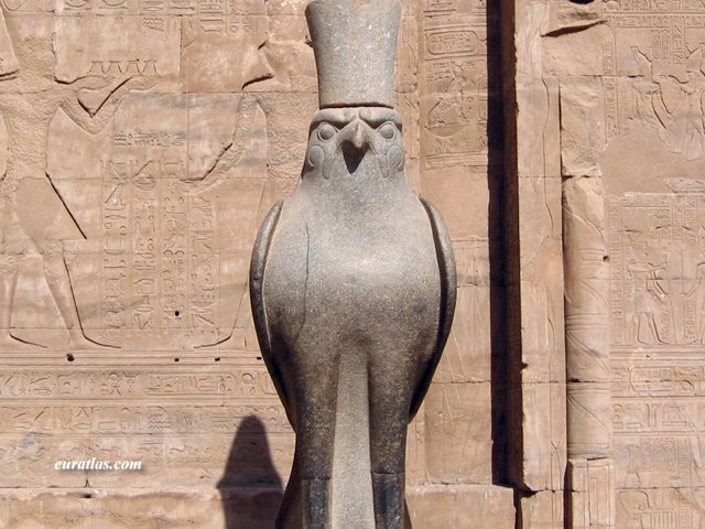 Click to download the On the Roof of the Hathor Temple at Dendera