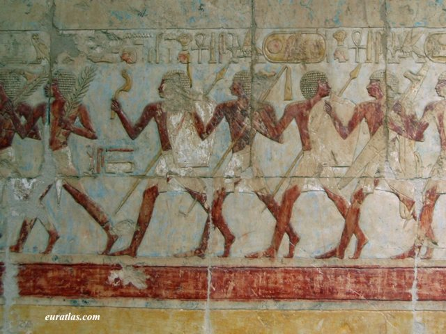 Hatshepsut s expedition to punt