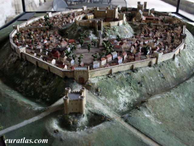 Click to download the Scale Model of Old Sarum