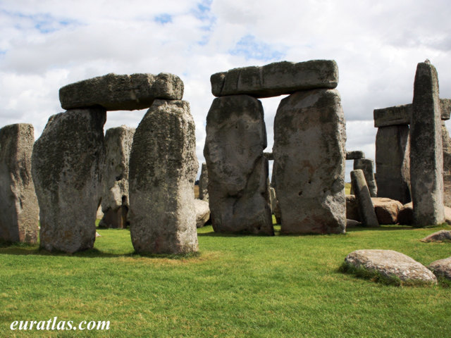 Click to download the The Triliths of Stonehenge