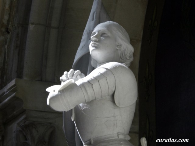 Click to download the Joan of Arc, Cathedral of Lisieux