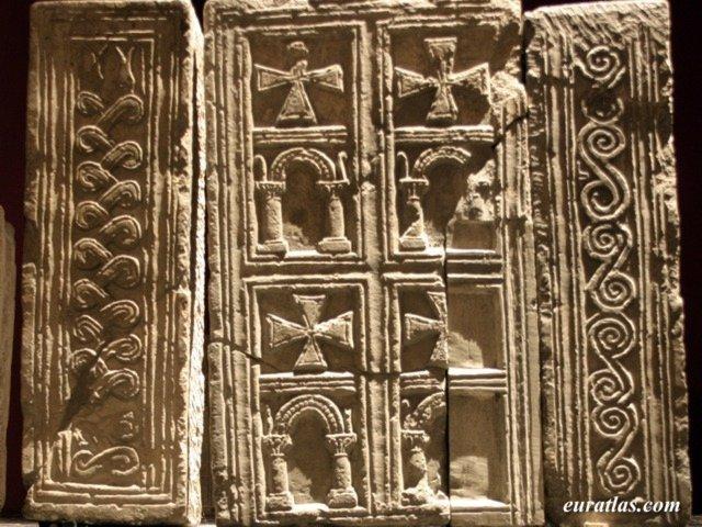 Click to download the Merovingian Rood Screen, Metz