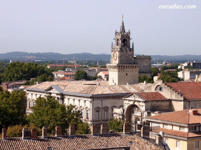 Click to download the The Town Hall of Avignon