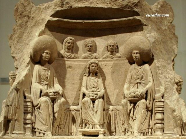 Click to download the Bonn, the Matronae Aufidentiae, Gallo-Roman Deities