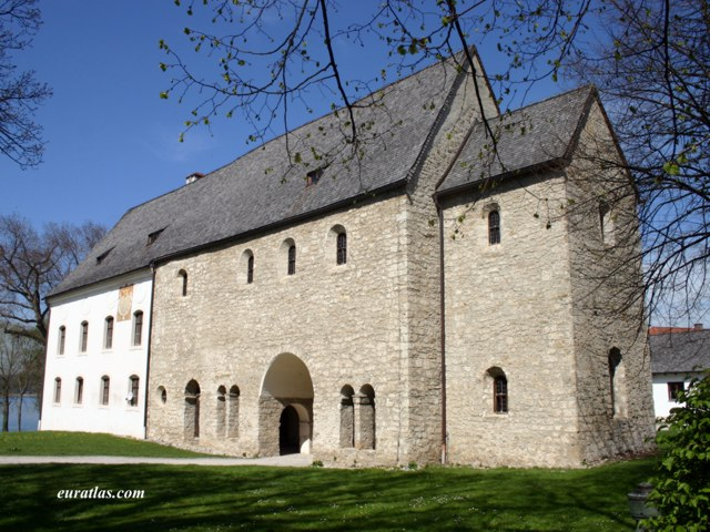 Click to download the The Carolingian Gate at Frauenchiemsee, IXth Century