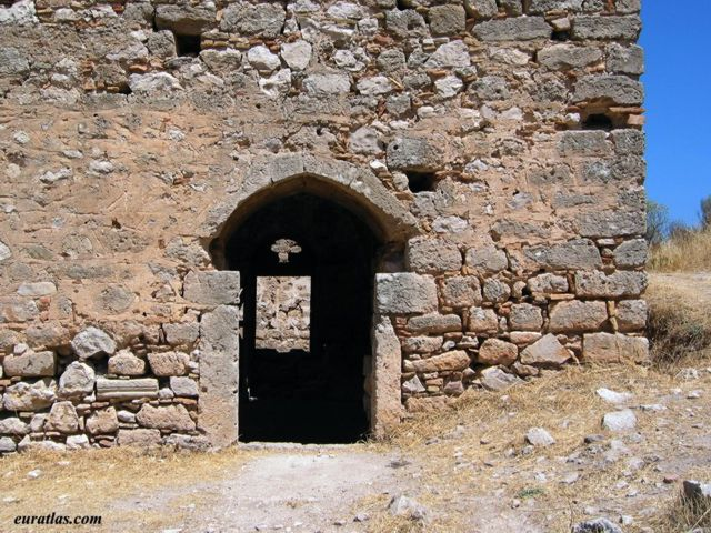 Click to download the Medieval Gate in the Walls of the Acrocorinth
