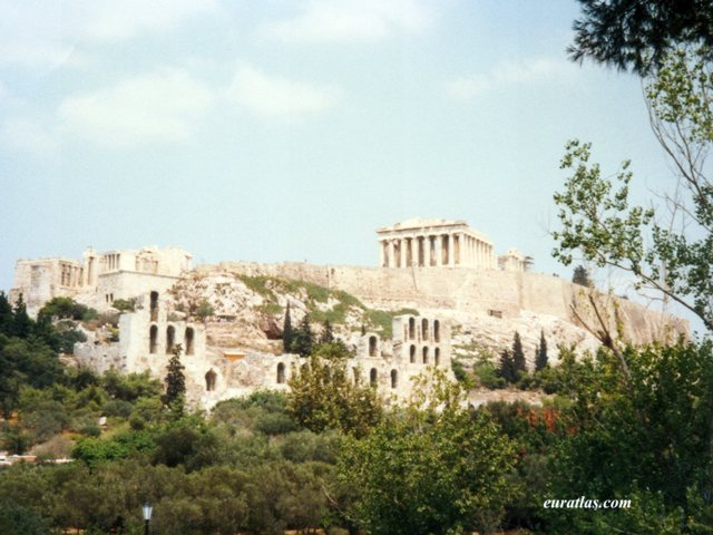 Click to download the The Acropolis of Athens