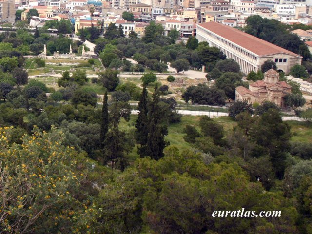 Click to download the The Ancient Agora of Athens