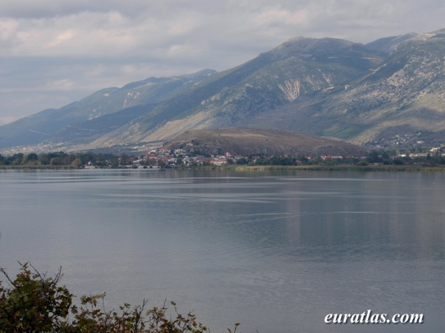 Click to download the Lake Pamvotis and Mitsikeli Mountain