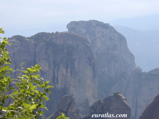 Click to download the The Meteora Rocks, Thessaly