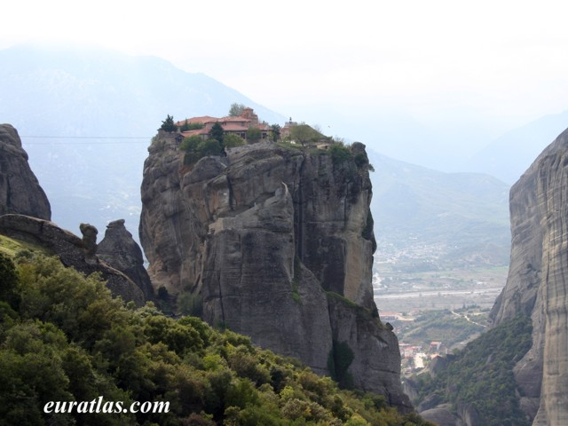Click to download the The Monastery of Holy Trinity, Meteora