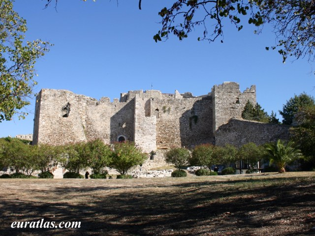 Click to download the The Castle of Patras