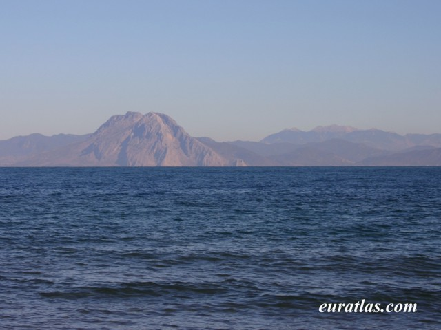 Click to download the The Gulf of Patras and the Panaitoliko Range