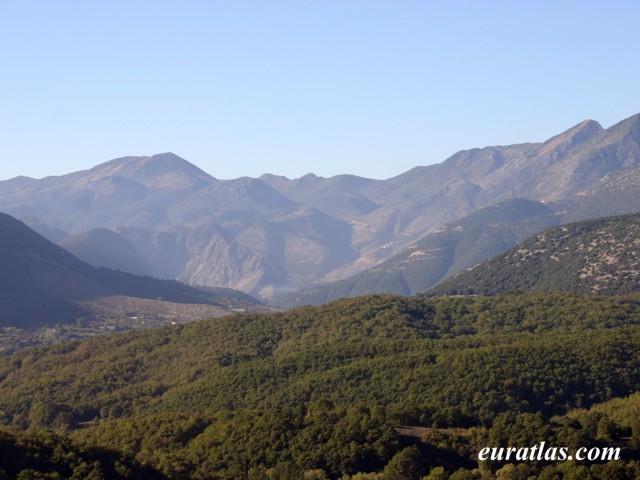 Click to download the The Souli Mountains in Epirus