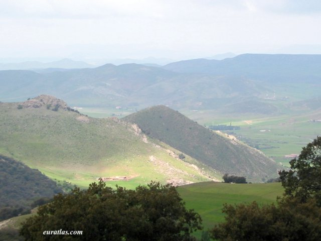 Click to download the Landscape in the Middle Atlas