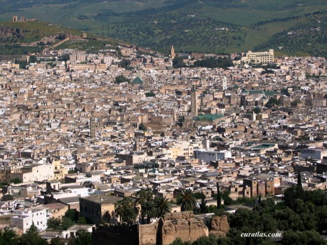 Click to download the General View of Fes
