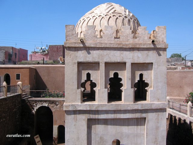 Click to download the The Almoravid Koubba or Dome in Marrakech