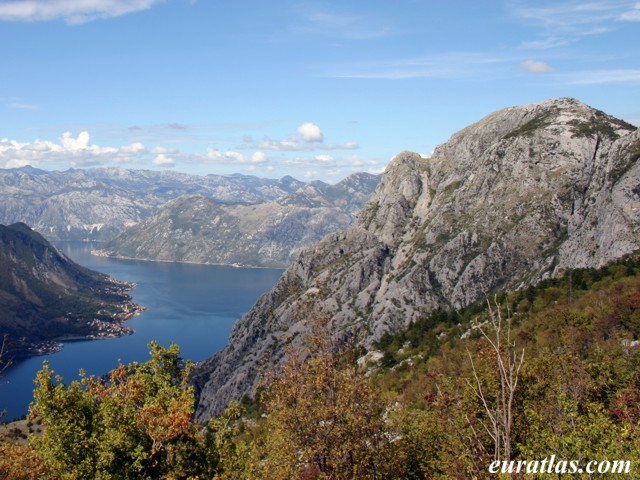 Click to download the The Bay of Kotor from the Lovcen Road