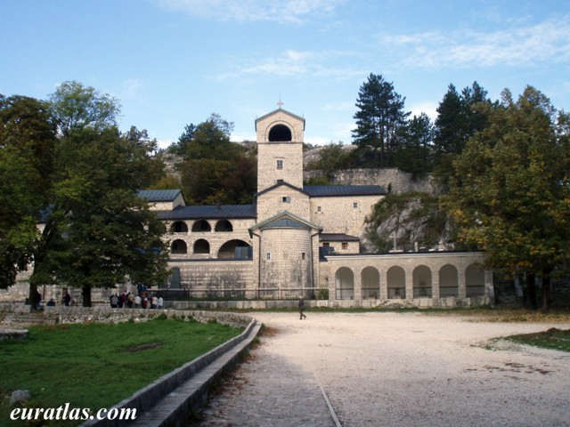 Click to download the The Monastery of Cetinje