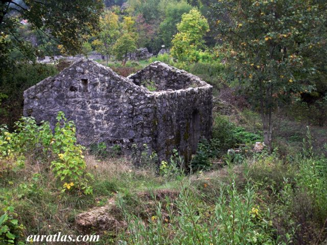 Click to download the Crnojevic's Mill Ruins, Cetinje