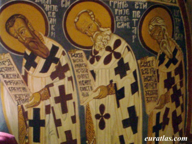 Click to download the Saints Procession, Cetinje Monastery