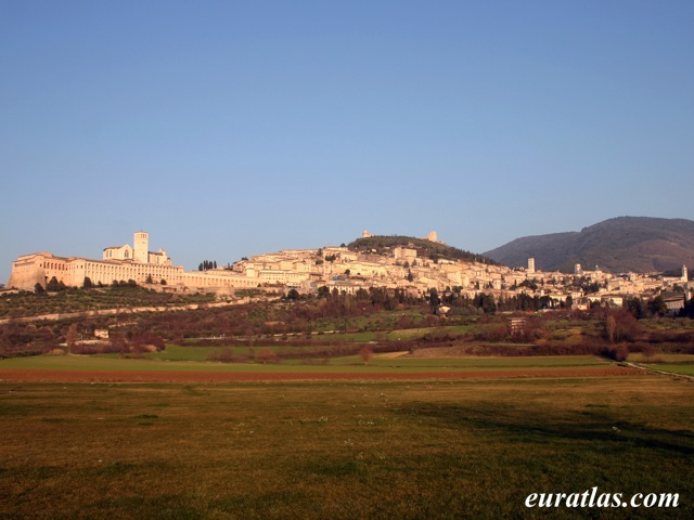 Click to download the The City of Assisi