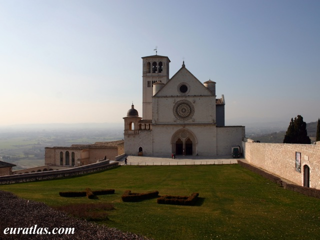 Click to download the The Basilica of San Francesco d'Assisi